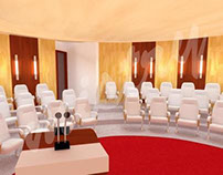 Auditorium in 3D