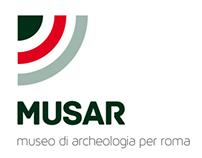 Logo Musar - Museo di Archeologia per Roma