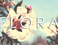 Business Card - Flora 1