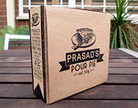 Packaging - Prasad Pour Pie