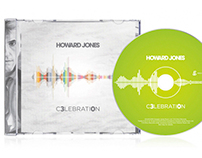 Howard Jones 'C3LEBRATI0N' CD