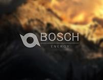 Bosch Energy - concept logo