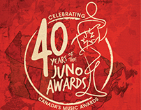 The Junos - Canadian Music Awards, 40th Anniversary