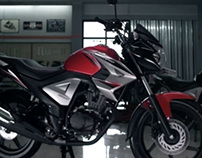 Product Highlight  -  Honda Megapro ( 2014 )