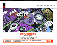BK Publishing website