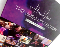 Howard Jones 'The Video Collection' DVD packaging