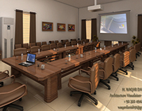 University of Veterinary Lahore Conference Room