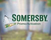 Somersby Timeout Party Activation