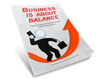 Business is about Balance