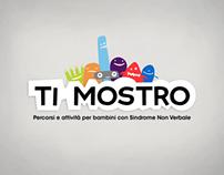 TiMostro: app per bambini con sindrome non verbale