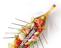 New menu TANUKI 2014