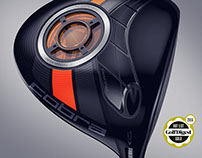 Cobra Golf King LTD Driver Design