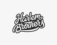 Logo / Harlem Brothers Beer