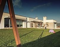 Casa na Cruz de Oliveira