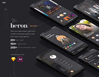 Heron - IOS UI Kit