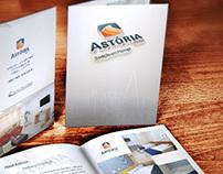 Astória Hotel - Folder