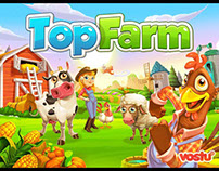 Top Farm  promo video / motion graphics