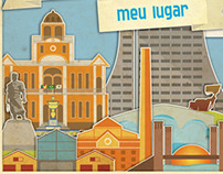 Porto Alegre, meu lugar