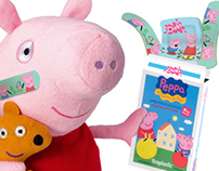 Peppa Pig Packaging