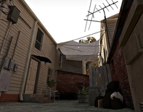 Left 4 Dead 2 Authoring Tools - Backyard