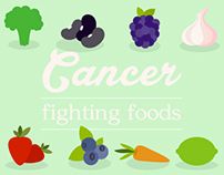 Some Cancer Fighting Foods
