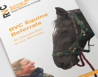 RVC Equine Referrals leaflet