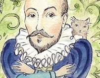 Michel de Montaigne (and cat!)