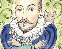 Michel de Montaigne (and cat!)