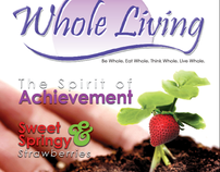 Whole Living / Volume 2 Issue 2 March-April 2011