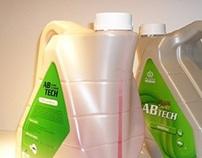 Embalagem de óleo de motor (1L e 5L)