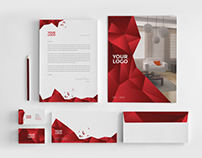Interior Design Stationery Pack