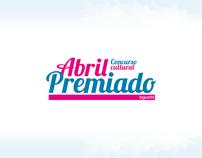 Concurso Cultural Abril Premiado