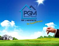 Branding PGM Bienes Raices