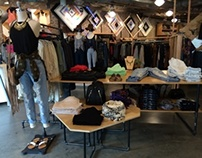 Visual Merchandising . Urban Outfitters