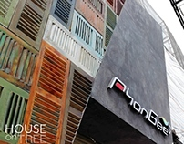 Phongee Color 2nd store | 2014