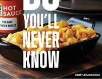 HOT Sauce Ads