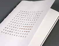 Type Specimen: Adobe Jenson Pro