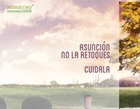 Ad Rohayhu - Asunción - No la retoques