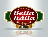 LOGOTIPO  BELLA ITALIA
