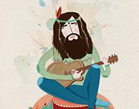 Devendra Banhart (acoustic) | Mínima Magazine