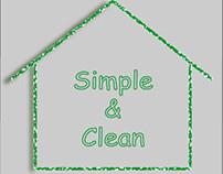 Green Home Ad Set (mock-up)