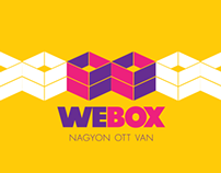 Webox Hungary identity ideas