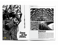 Chatham Dockyard Magazine Layout