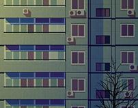 Housing Blocks - Beijing