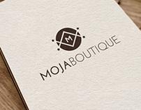 Moja Boutique Logo Design
