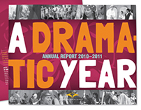 A Dramatic Year: Annual Report