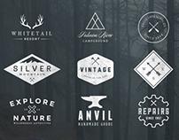 Vintage Logos — Volume One