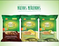 Meriendas TOSH