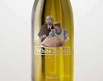 White Zombi Vineyards - Seasonal Packaging