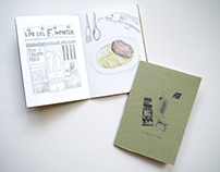 East London- Neighborhood Zine